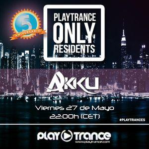 Akku - Playtrance Quinto Aniversario (27-05-2016)