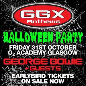 GBX Halloween 02 Academy Line Up Mix