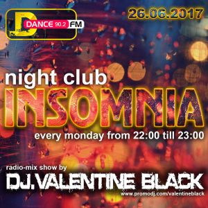 DFM 90.2 (NIGHT CLUB INSOMNIA) (26.06.2017)