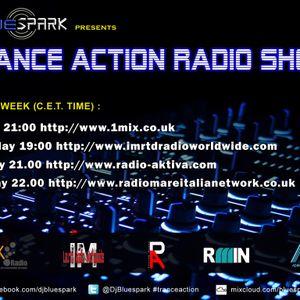 Dj Bluespark - Trance Action #286