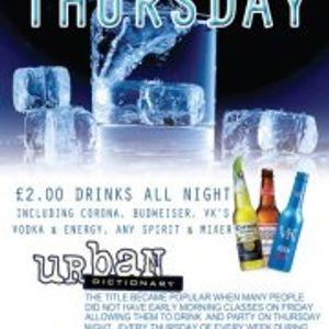 Davi C - Thirsty Thursday July 2012