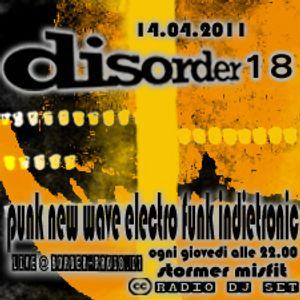 18.disorder  14.04.2011