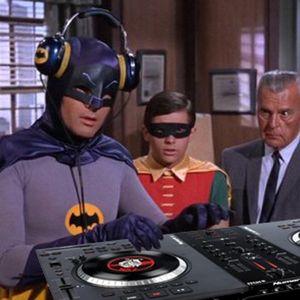 Holy Funk, Batman!