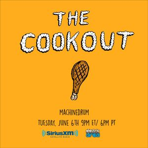The Cookout 050: Machinedrum
