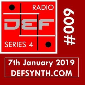DEFSYNTH.COM radio  (synthpop/darkwave/industrial/experimental) 7th Jan 2019