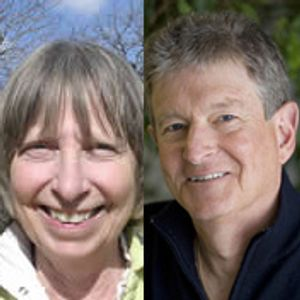Sept 2010: Fax and Sharon Gilbert