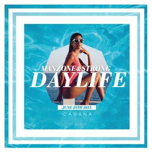 Cabana Pool Bar - Manzone & Strong Z1035 Live To Air (June 28.2015)