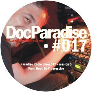 Paradise Radio Show 017 - Jun 21 2013 - Season 5