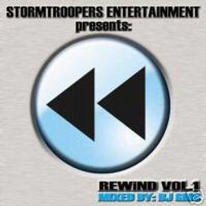 REWIND VOL. 1: Sampler #4 MIXED BY DJ GMS