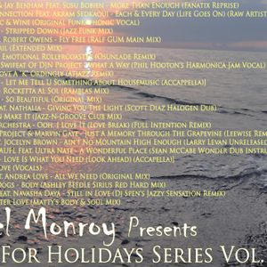 Open for Holidays Series Vol. 6 by Angel Monroy