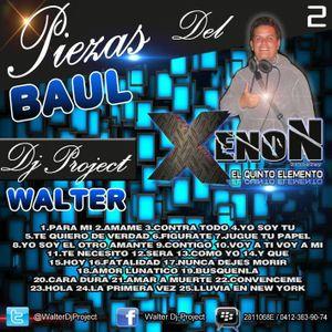 Las Piezas Del BAUL (Vol.2) (WALTER DJ PROJECT)