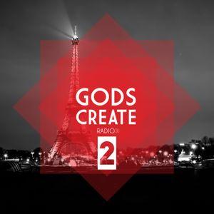 Gods Create Radio Ep 2 (ft. Joshua. J)