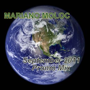 Mariano Moloc - September 'Travelling Around' 2011 Promo Mix