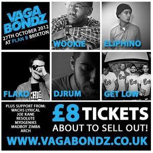 Get Low 45min promo mix for Vagabondz Freeze Festival After Party