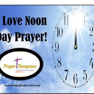 #18 Prayer Champions' Broadcast 'Time of Refreshing'