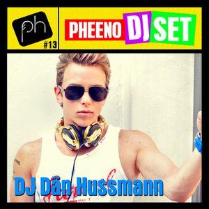 Pheeno DJ Set 13 (25.10.12) - Dj Dän Hussmann