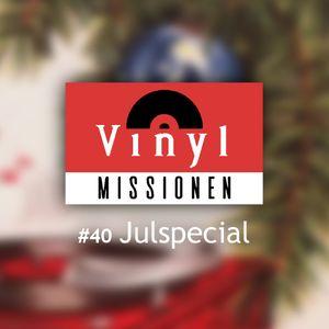 Vinylmissionen #40 Julspecial