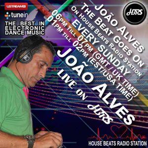 João Alves Presents The Beat Goes On Live On HBRS 22 - 10 - 17