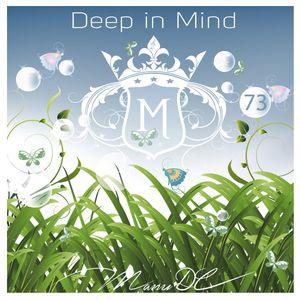 Deep in Mind Vol.73 by Manu DC