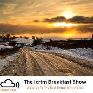 The Icrfm Breakfast Show (Mon 31st Oct 2011)