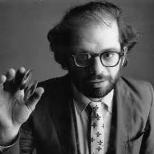 VIP Series -- Let us howl with one poetic wolf named Alan Ginsberg