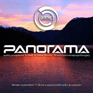 Panorama PrimeFM 036 - Mixed By Tamas Jambor