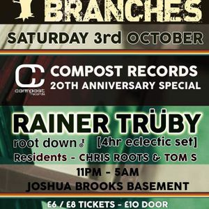 Rainer Truby (Roots Before Branches) Manchester October 2105