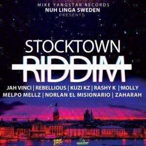 "Mr. Bruckshut - ""Stocktown Riddim (2015) Mix"""