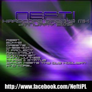 Nefti - Hardcore Breaks Mix January 2012
