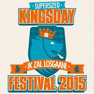 Frontliner @ Supersized Kingsday Festival 2015