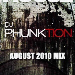 DJ Phunktion August Tech House Mix