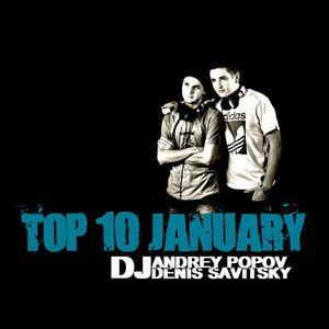 Denis Savitsky & Andrey Popov - Top 10 for Jan. 2010