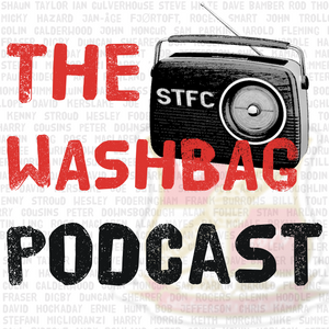 Washbag Podcast: Episode 40 - Massimo Luon-didn't-go