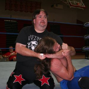 Beau James of Appalachian Mountain Wrestling 4-13-17