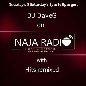 Hits Remixed vol 09 (Naja Radio Show)