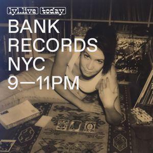 Bank Records NYC Show (28.11.17) w/ Zarla