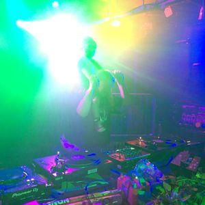 Big Fish Little Fish Virtual Kitchen Raves DJ Chris Liberator 4th October 2020