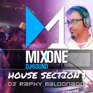 MIX ONE DJ HOUSE SECTION 1