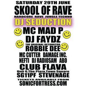 New Skool Rave Mix - DJ Faydz
