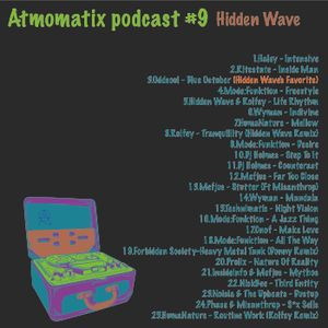 Atmomatix Records 2 Years Celebration - mixed by Hidden Wave - February 2016