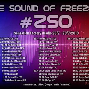 EL-Jay pres. Guestset 5 years at The Sound Of Freezer 250 -2013.07.27