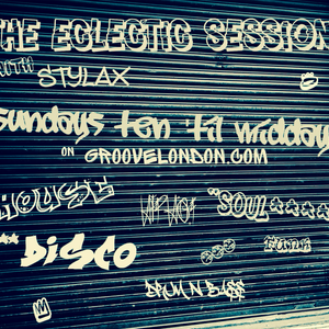 The Eclectic Session on Groove London 25/9/16