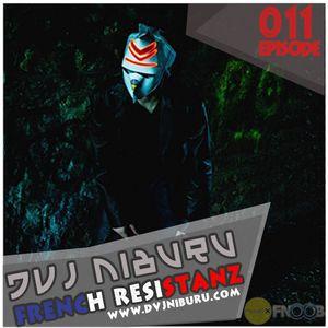 DVJ NIBURU - FRENCH RESISTANZ 11 - Planet X 141213