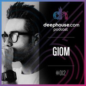 deephouse.com podcast 012 with GIOM