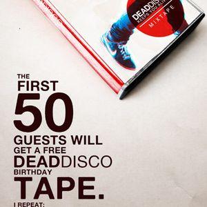 DEAD DISCO RADIO SHOW #9