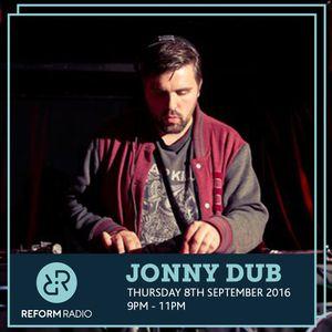 Jonny Dub 8th September 2016