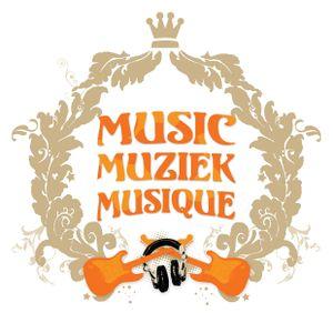 24 June 2009 Music Muziek Musique on FM Brussel