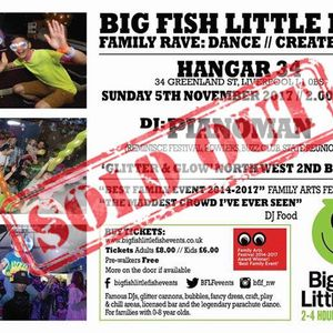 Pianoman LIVE (Part 1) @ Big Fish Little Fish (Nov 5th)
