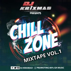 DJ KRIXMAS - CHILL ZONE VOL.1