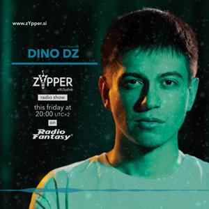 zYpper eXclusive on Radio Fantasy - 140 - Dino DZ (2021.07.16)